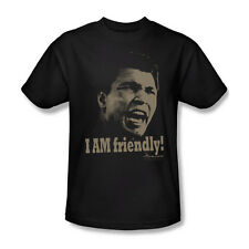 Muhammad Ali I Am Friendly Quote Boxing Legend T-Shirt Tee