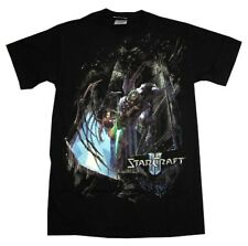 Starcraft II Wings Of Liberty Blizzard Video Game T-Shirt Tee