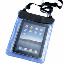 "Blue Waterproof Dry Bag Pouch Case Cover for PC Tablet Ebook Reader 7"" 7in 2014"