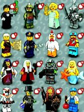 Lego Minifigure Series 9 One Shipping 16 Figure Chicken Guy Fortune Teller 71000