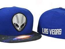Las Vegas 51s GALAXY REFLECTIVE UNDER FITTED 59Fifty Minor League Hat