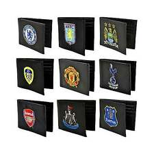 Football Team OFFICIAL Embroidered Wallet with Club Crest/Badge - NEW