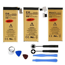 3.7V 1440 2680mAh New High-Capacity Battery Replacement for iPhone 4 4S 5 5S US