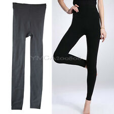 Womens Warm Winter Skinny Footless Slim Stretch Leggings Hot