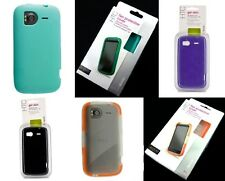OEM New Lot T Mobile D3O Flex Protective Cover Case Gel Skin HTC Sensation 4G