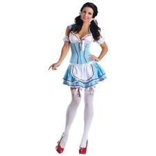 Sexy Dorothy Costume Adult Wizard of Oz Halloween Fancy Dress