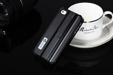 New Rechargeable Electronic Cigarette Lighter PC Case Cover For iPhone 4/4S/5/5S
