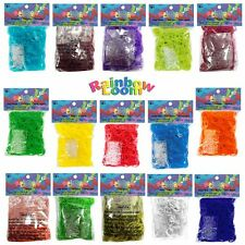 Official Rainbow Loom Band Refills - Choose your favourite from our selection