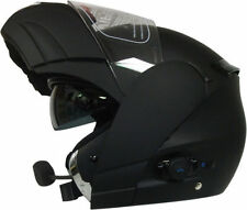VIPER RS-V131 BLUETOOTH PLUS MOTORCYCLE MOTORBIKE FLIP FRONT ACU HELMETS