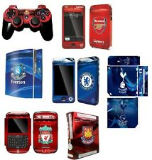 Official Football Team Skins Covers For iPhone Xbox PS3 iPod Blackberry & Wii