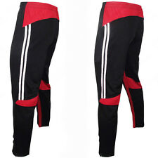 Men's Soccer Football Fitness Training Sweat Pants  Athletic Casual Trousers NEW