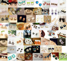 New lady Jewelry Muti colors Lovely Fashion Style Cute Retro Stud Earrings 04