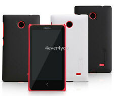 NILLKIN Matte Hard Back Case Cover + LCD Film for Nokia X RM980