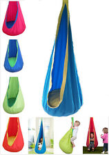 Children Indoor Hanging Seat Hammock Swing Chair Reading Nook Tent Inflatable