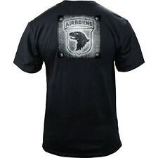 US Army 101st Airborne Veteran Screaming Eagle Graphic T-Shirt