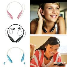 Wireless Bluetooth HandFree Sport Stereo Headset headphone for Samsung iPhone K