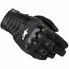 Alpinestars Alloy Mens Motorcycle Street Gloves (All Sizes)