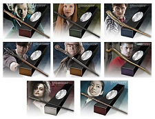 Harry Potter Character Wands - Official Warner Bros Highly Detailed Reproduction