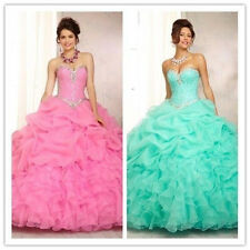 HOT Quinceanera Dresses Party/Prom Dress/Ball Gown/Bridal Gowns/A Line/Custom