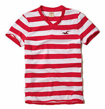 Hollister by Abercrombie Men Swami's Beach Seagull V-Neck T-shirt Tee - $0 Ship
