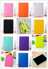 Jelly Bean smarties Silicone Back Cover Tablet Protective Case For iPad Mini