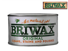 Briwax Original - Available In 10 Natural Shades - Next Day Delivery - 400g