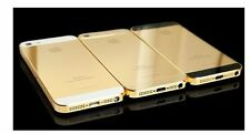 METAL EFFECT NEW VINYL DECAL WRAP KIT STICKER SKIN COVER for iPHONE 4 4s