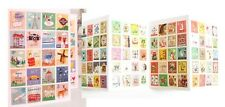 80PCS Mini Decoration Stickers For Fujifilm Polaroid Instax  DIY album