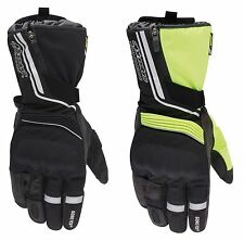 2014 Alpinestars Jet Road Gore-Tex Dual Sport Street Touring Motorcycle Gloves