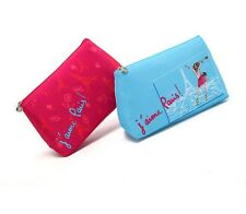 VIP gift Beautiful Gig volume Lady Clutch Cosmetic Purse Makeup Bag