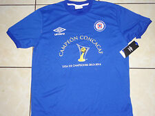 Umbro Cruz Azul Concacaf 2014 Champions Authentic