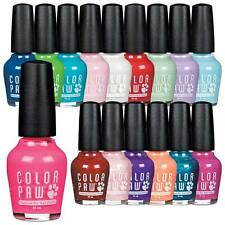 DOG NAIL POLISH, Buy 3 get 1 free! 21 colors, Fast Drying, Color Paw, Cats too!
