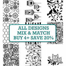 "Small Darice Universal Embossing Folder Textured Card Paper Craft 4.25"" x 5.75"""