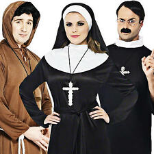 Religious Adults Fancy Dress Holy Saint & Sinners Hen Stag Mens Ladies Costumes