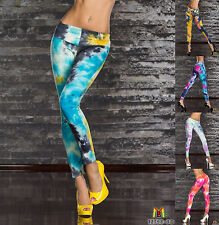 7509 New Casual Slim Skinny Treggings Mid Waisted Trousers Women Online Shop