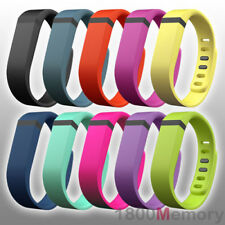 Small Large Replacement Band +Clasp for Fitbit Flex Pedometer Wristband Bracelet