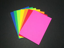 ACEO 65lb Blanks Artist Trading Cards 3.5 x 2.5 Color Cardstock Art Supplies ATC