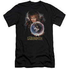 Labyrinth Movie I Have A Gift Adult T-Shirt Tee