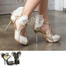 [GG 1217] Party Wedding platform high heels in Women's Shoes US 5~8.5