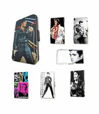 Elvis Presley design leather card wallet phone case for Samsung Galaxy S3 mini