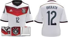 *13 / 15 - ADIDAS ; GERMANY HOME SHIRT SS / OVERATH 12 = KIDS & JUNIOR SIZE*