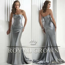 HOT Mermaid Formal Evening Dress Special Occasion Pageant Bridesmaid Ball Gown