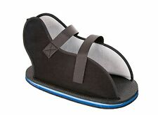 Professional United Ortho CANVAS CAST SHOE, Sandal Style, Open Toe and Heel