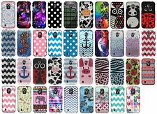 For ZTE Source N9511 Majesty Z796C Protector Rubberized Hard Cover Phone Case