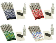 13 Golf Pride New Decade Multi-Compound Platinum Golf Grips - All Colors
