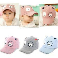 1PC Xmas Gift Dog Style Beret Hat Kid Child Baby Peak Snapback Baseball Hat Cap