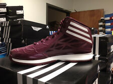 Adidas Crazy Fast 2 Limited Edition Sneakers New, Maroon D74205 Crazy light