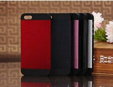 Luxury Aluminum Metal Ultra Thin Hard Back Case Cover For Apple iPhone 4G 4S