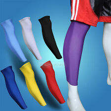 Basic Sport Football Basketball Cycling Leg Knee Long Sleeve protective gear new
