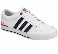 ADIDAS NEO LABEL BB SKOOL LO MENS TRAINERS WHITE UK SIZE 6.5 - 10.5
